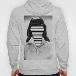 Barcode Collage #1 Hoody