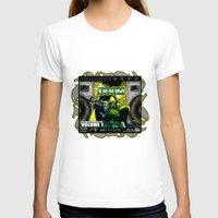 doom T-shirts featuring DOOM by D.Armendariz