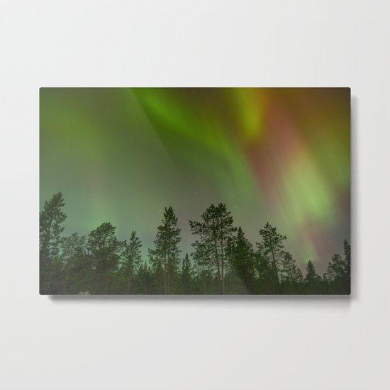 Aurora VI Metal Print