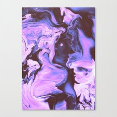 BAD HABITS Canvas Print
