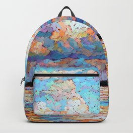 Sunset Time Backpack
