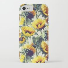 Sunflowers Forever iPhone 7 Slim Case