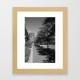 The Quad Framed Art Print