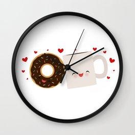 It's Love Wall Clock