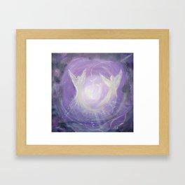 Angel Song Framed Art Print