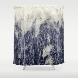 Brush Shower Curtain