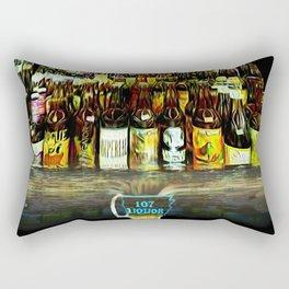 107 Liquor Rectangular Pillow