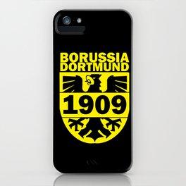 Slogan: Dortmund iPhone Case
