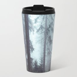 Foggy Forest Travel Mug