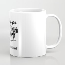 Bulldog Coffee Mug