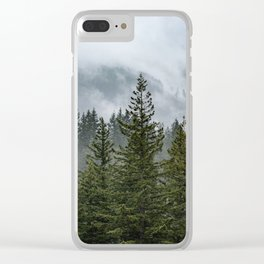 I Can't Stop Loving You - 81/365 Nature Photography Clear iPhone Case