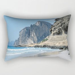 Salalah Oman 10 Rectangular Pillow