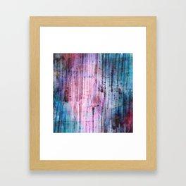 Abalone Mermaid Shell Framed Art Print