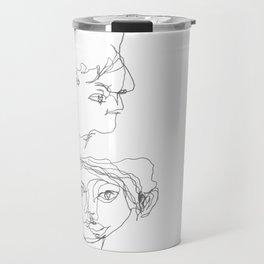 Two Heads Travel Mug
