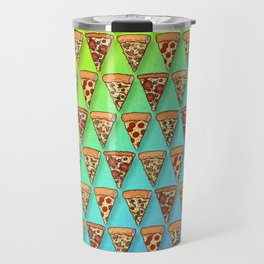 Pizza Pattern I Travel Mug