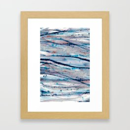 Intertwine Framed Art Print