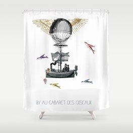 Automates Shower Curtain