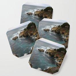California Coastline Coaster