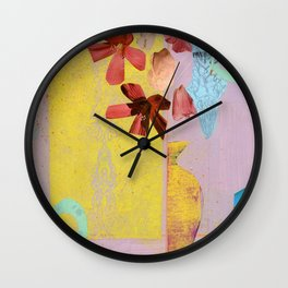 Girl's Room Wall Clock