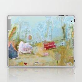 A walk in the park Laptop & iPad Skin