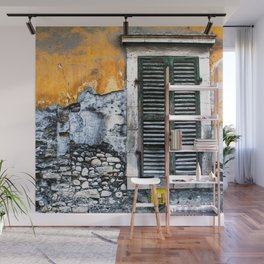 window Wall Mural