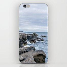 Icelandic Shore iPhone Skin