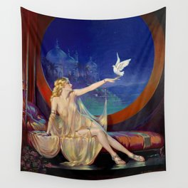 Henry Clive Sultana 1920 Wall Tapestry