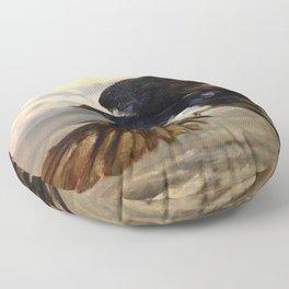 Blue Wings Floor Pillow