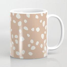PEACH PEBBLES Coffee Mug