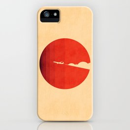 The long goodbye iPhone Case