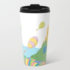 oh the places you'll go .. dr seuss Travel Mug