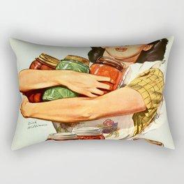 Of course You can Rectangular Pillow