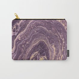 Amethyst Tide Carry-All Pouch