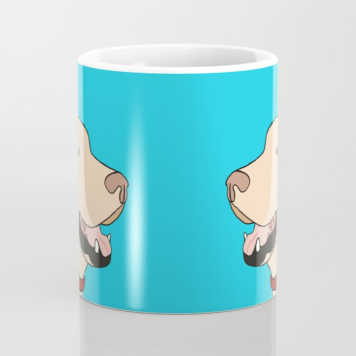 Sage A Yellow Labrador Coffee Mug