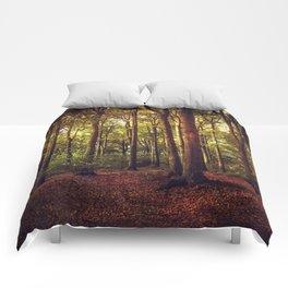 october forest II Comforters