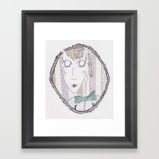 elanor. Framed Art Print