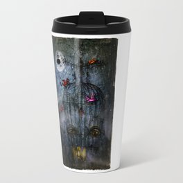 The Cage IV - Abandoned Travel Mug