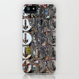 Traffic 05. iPhone Case