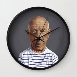 Celebrity Sunday ~ Pablo Picasso Wall Clock