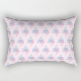 Crystal Gems Rectangular Pillow