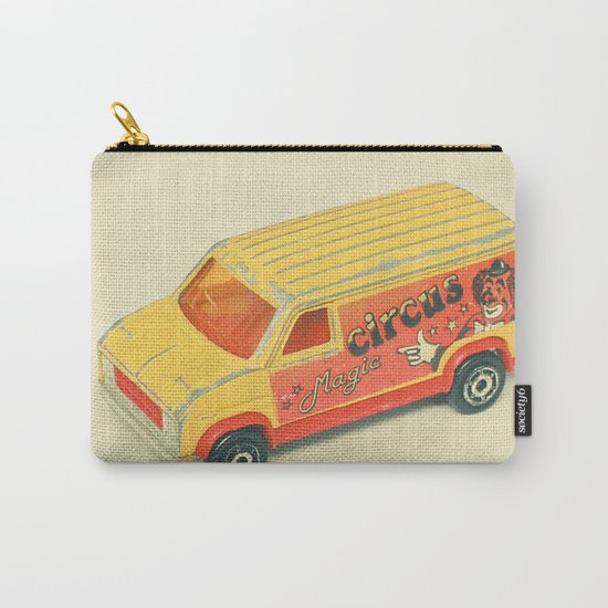 Magic Circus Carry-All Pouch