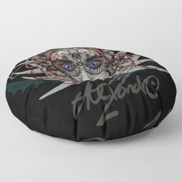 Google Medusa Floor Pillow