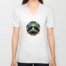 The Lylat Space Academy Unisex V-Neck