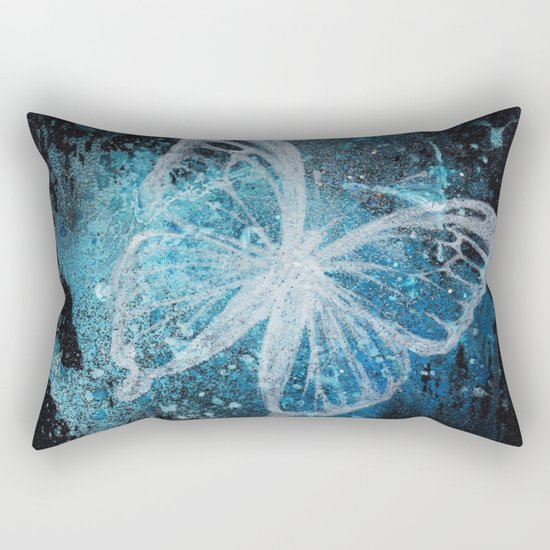 """""""Beauty"""" Rectangular Pillow"""