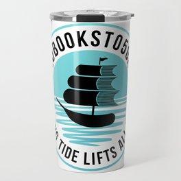 20Booksto50k(R)-Logo1 Travel Mug