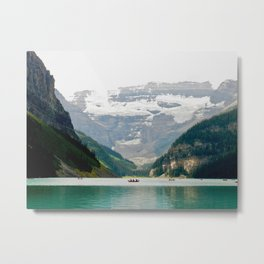 Lake Louise II Metal Print