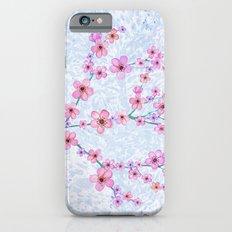 cherry blossom iPhone 6s Slim Case