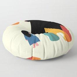 Go Home Floor Pillow