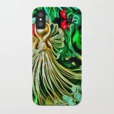 Christmas Angel Slim Case iPhone X