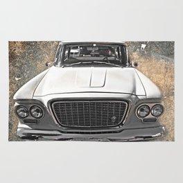 Vintage Vehicle Rug